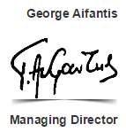 GEORGE AIFANTIS SIGNATURE